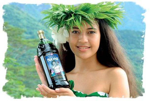 Tahitian Noni Juice