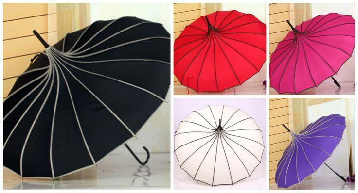Umbrella - Lolita Pagoda style – Moxie Mama Wear