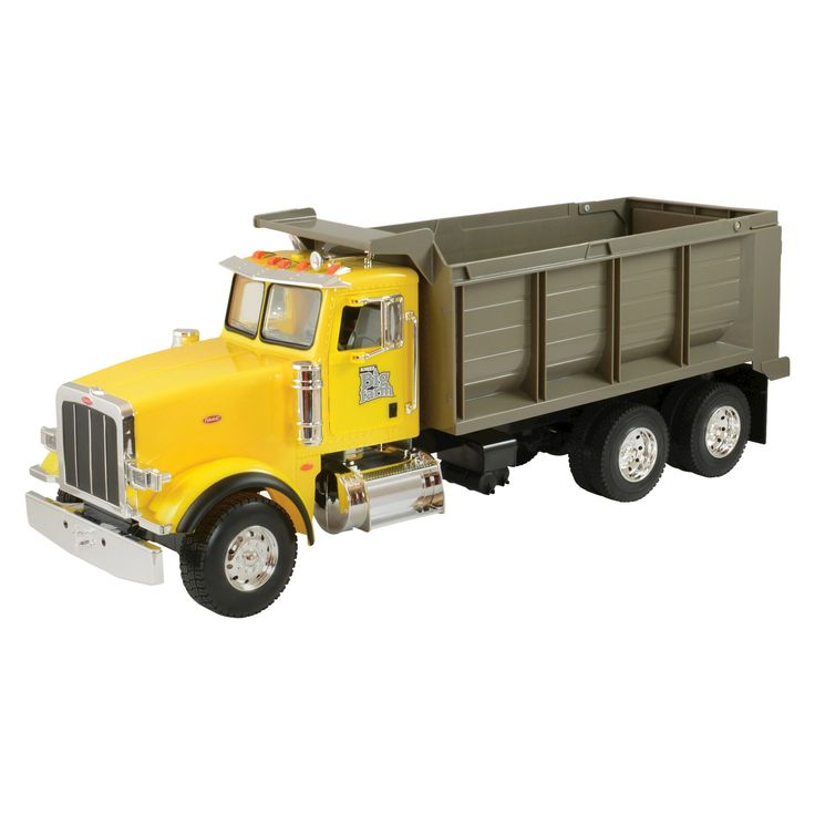 Tomy - Ertl Big Farm 1:16 Peterbilt Model 367 Straight Truck with Dump Box