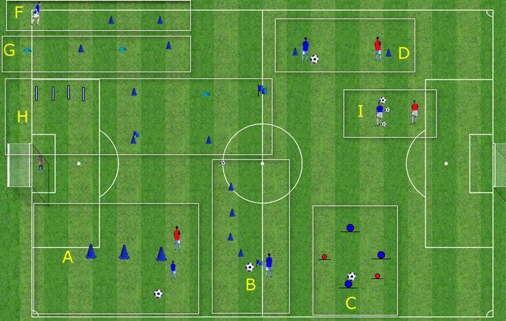 allenamento di calcio - http://sportsoccers.com/allenamento-di-calcio/