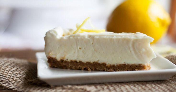 Sütés nélküli citromos túrótorta - A forró napok legfinomabb sütije | Femcafe