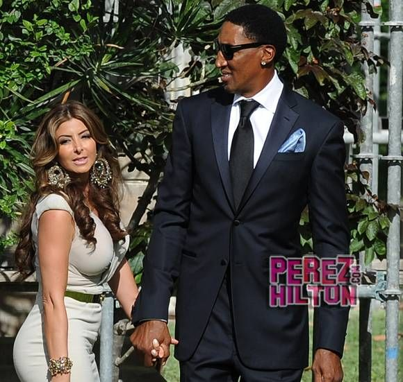 Police Responded To Domestic Disturbance Calls At Scottie Pippen's House Twice In Weeks Leading Up To NBA Star's Divorce From Larsa Pippen
