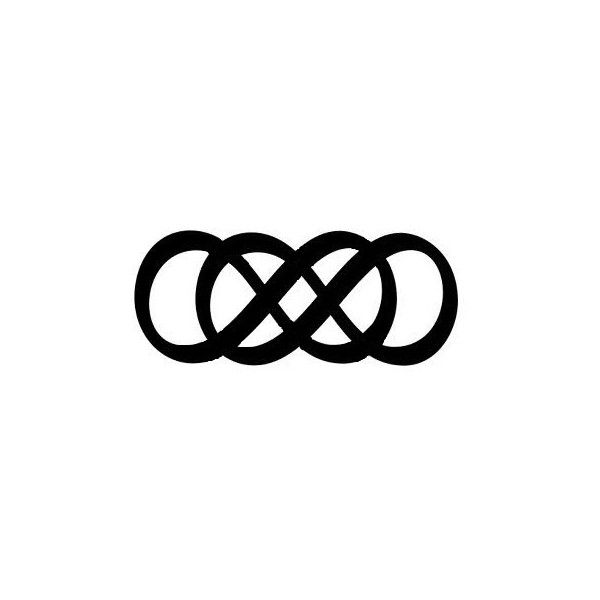 Infinity times Infinity matching tattoo idea!
