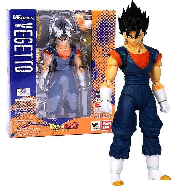 Dragon Ball Z SHFiguarts Vegito PVC Action Figure Collectible Model Toy