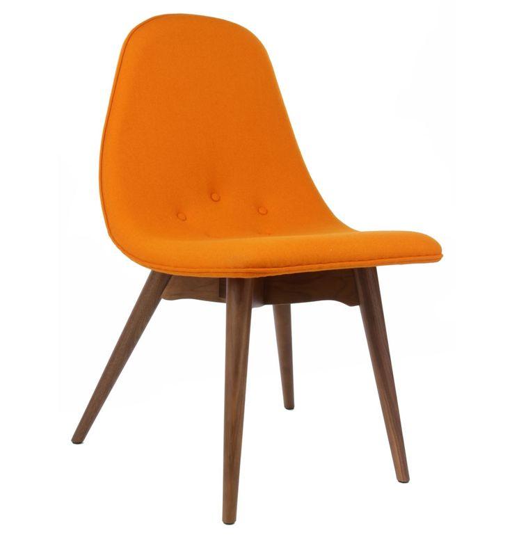 Replica Grant Featherston Contour Dining Chair by Grant Featherston - Matt Blatt