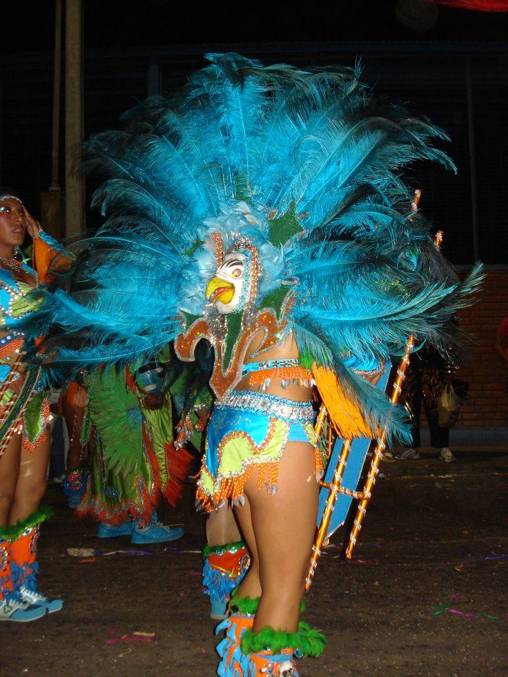 Carnaval con la Fuerza del Sol, Arica, Chile.