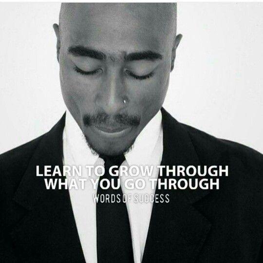 Celebrity Quotes/Lyrics : Tupac