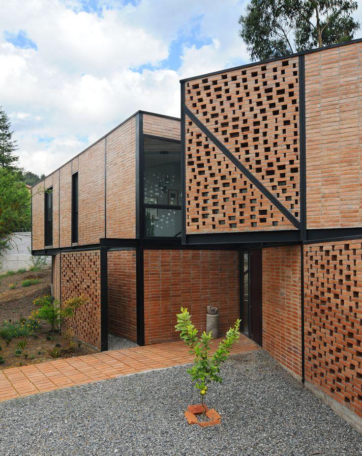 brick house facades european - photo #35