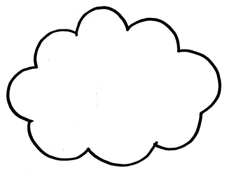 Best 25+ Cloud template ideas on Pinterest   Paper clouds
