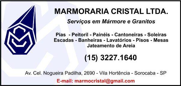 JORNAL AÇÃO POLICIAL SOROCABA E REGIÃO ONLINE: Marmoraria Cristal Rua. Cel Nogueira Padilha , 269...