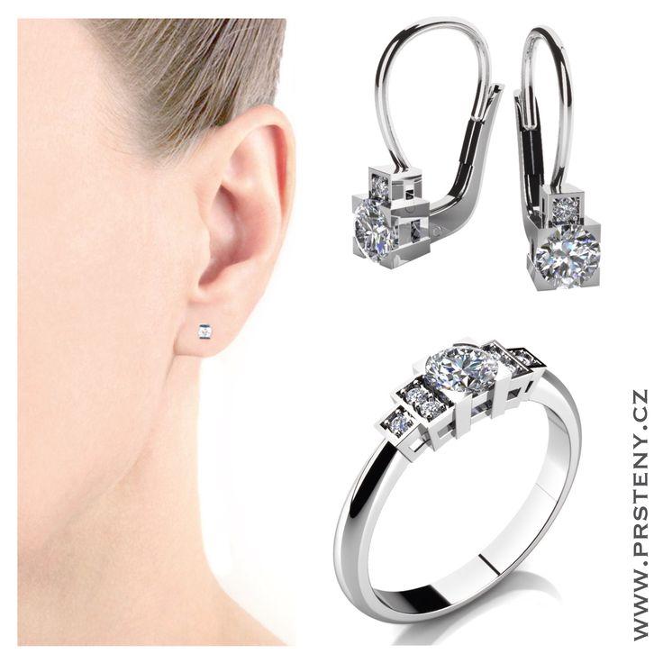 💖Vyjádřete svou lásku v doprovodu elegance a čistých linií💖 Model 065