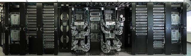 Brocade Data Center Row
