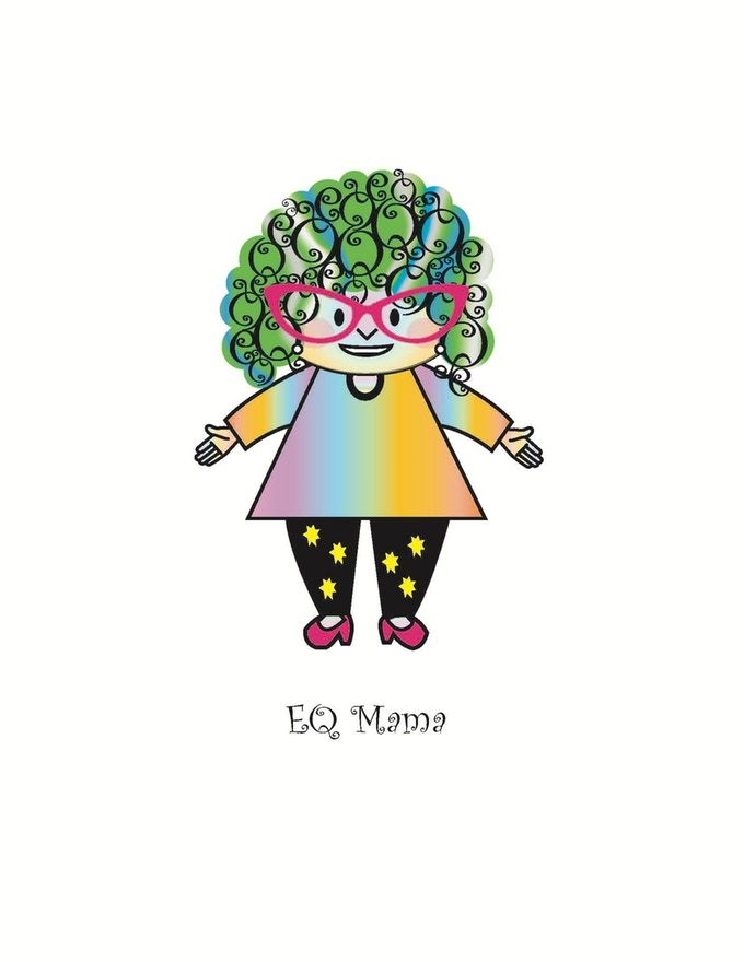 EQ Mama,CJ and characters teach the 7 attributes of Emotional Intelligence to young children with 10 fun & engaging YouTube episodes.