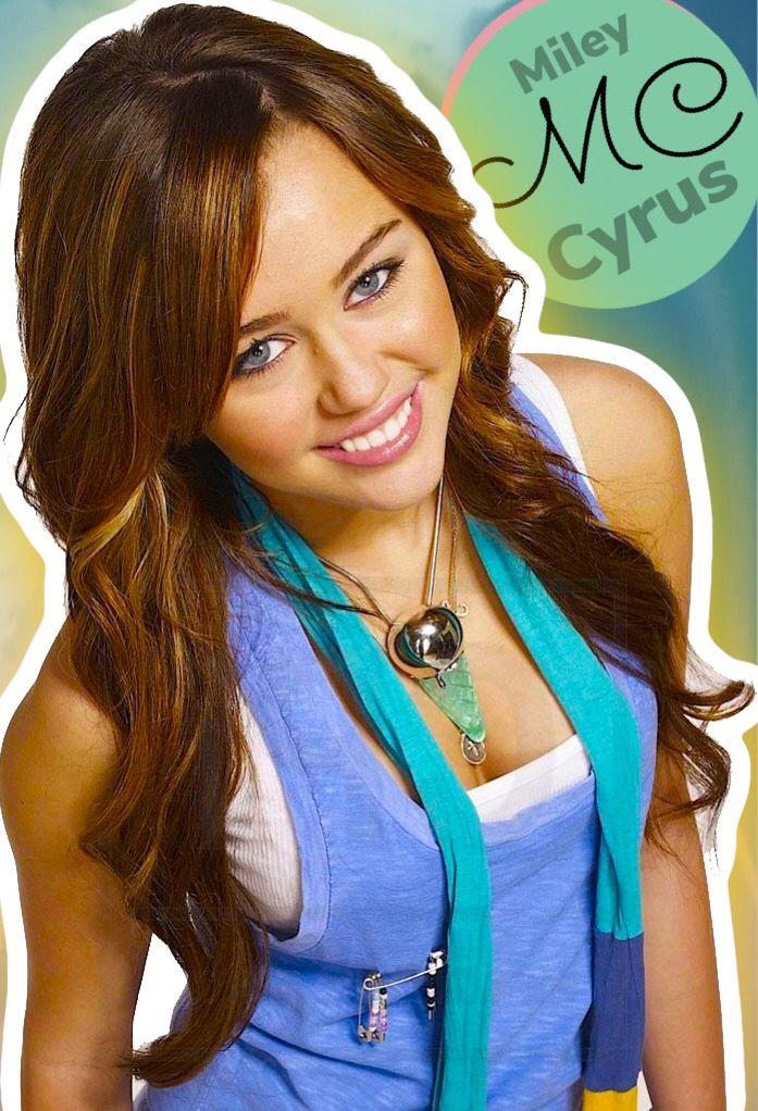 Miley Mc Cyrus Poster Miley Cyrus Cyrus Miley