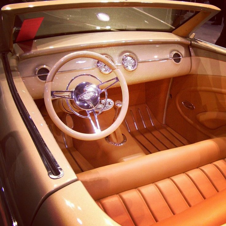17 best images about car interiors upholstery on pinterest bike handlebars sedans and corvettes - Nice interior pic ...