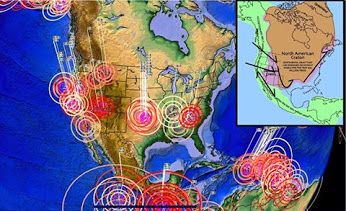 #Dutchsinse - 5/1/2016 Earthquake Update: This graphic shows the past 7 days of M2.5+ earthquakes in the United…   Earthquake prediction. New ...