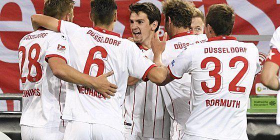 Fortuna Düsseldorf vs. MSV Duisburg