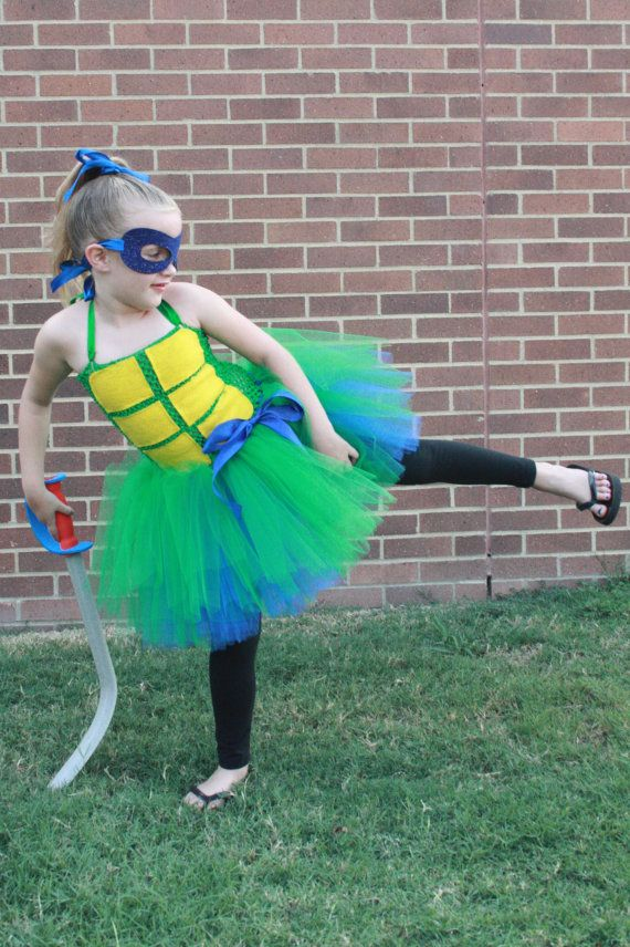 TEENAGE MUTANT NINJA Turtle Tutu Dress