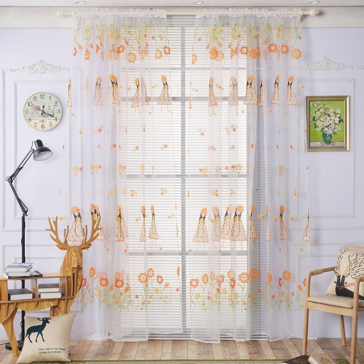 Cartoon Sailing Ship Design Shading Curtain Blackout: Best 10+ Tulle Curtains Ideas On Pinterest