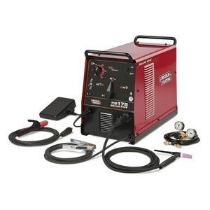 TIG welder / DC / AC / electronic 10 - 175 A |  Square Wave TIG 175 Lincoln Electric