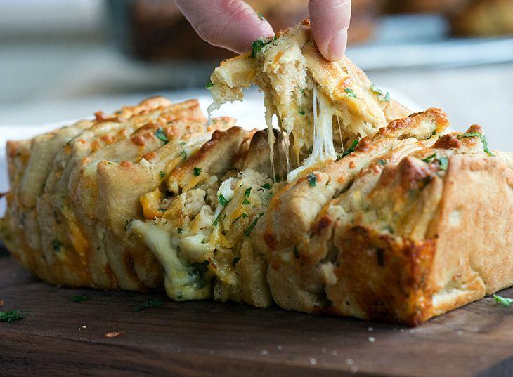 ostebrød