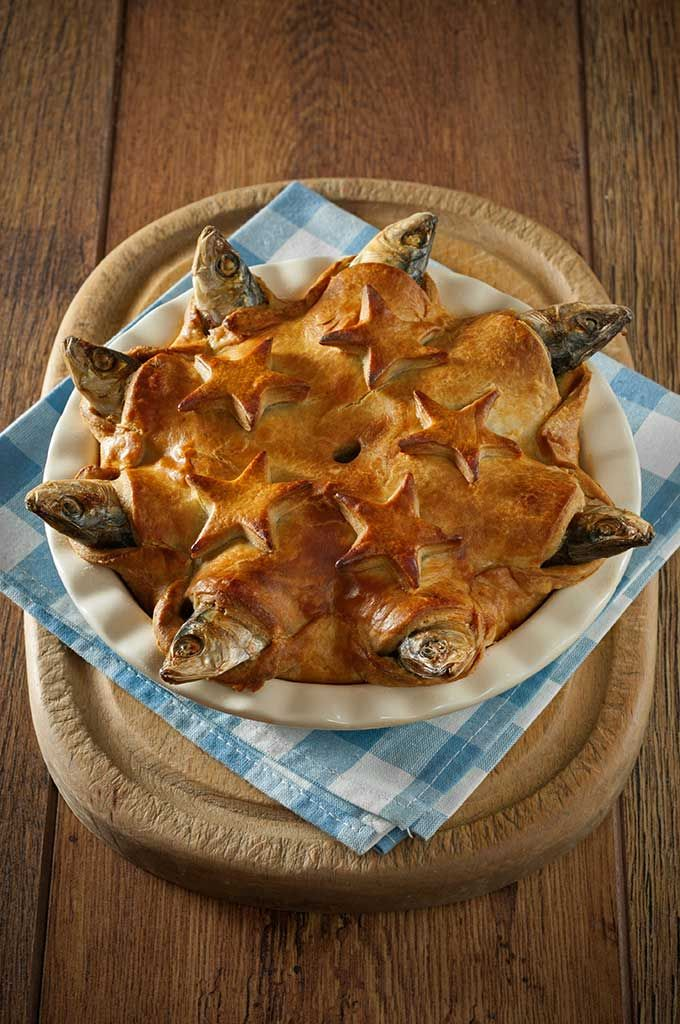 Great British grub: 6 of the best regional delicacies Britain is as diverse as it is beautiful and none more so than with its vast – and sometimes eccentric – array of regional delicacies. Here, we pick out 6 of the best. Stargazy pie.