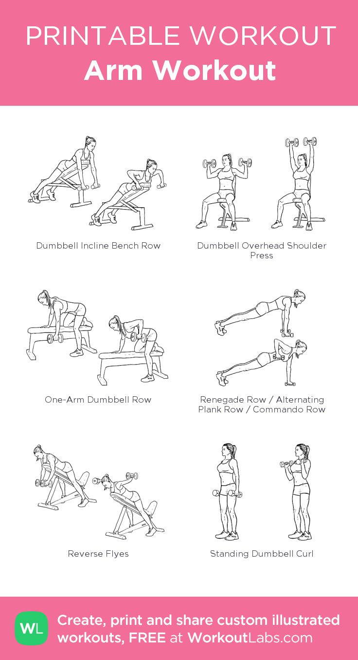 It's just a photo of Sizzling Printable Exercise Routines