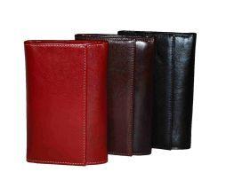 Luxusná kožená peňaženka z prírodnej kože