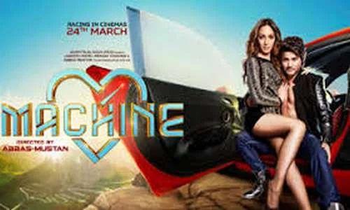 Machine Torrent Full HD Hindi Movie 2017 Download - HD MOVIES