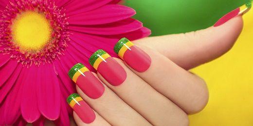 Νέον Μανικιούρ. Σχέδια στα νύχια που πρέπει να κάνεις αυτό το καλοκαίρι!
