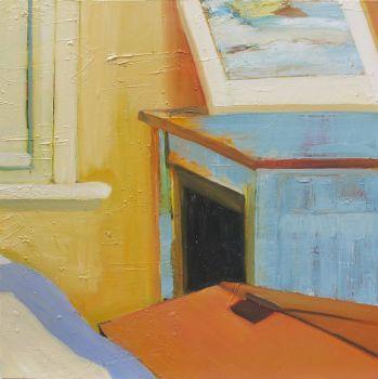 Yellow Room Artist: Jones, Gabrielle Artwork title: High Atlas Night