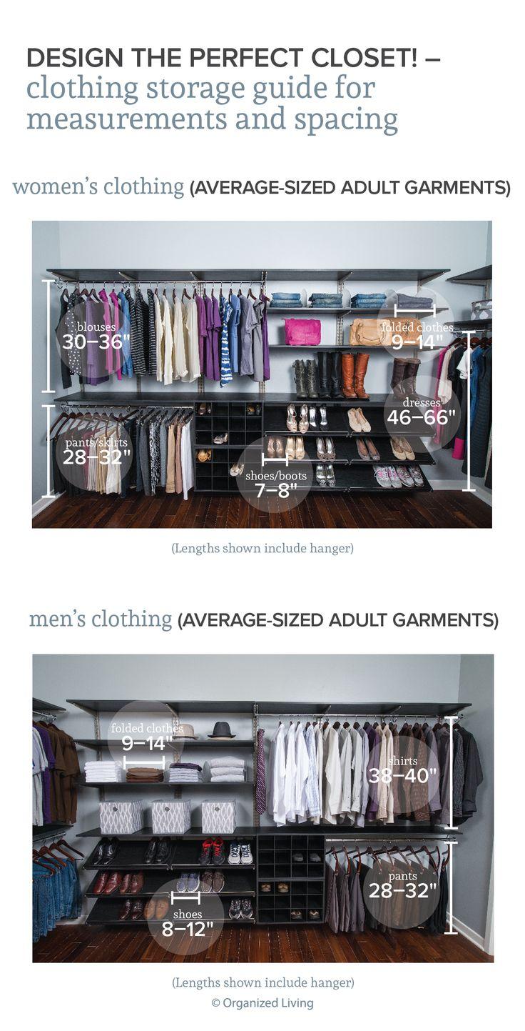 18 best images about men 39 s closet organization on pinterest for Mens closet organizer