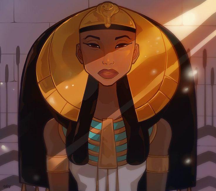 Prince of egypt