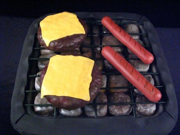 Cheeseburgers Hot Dogs