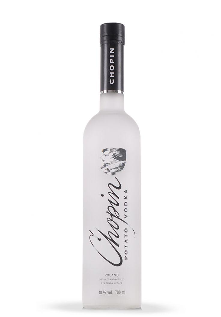 Vodka Chopin Potato (0.7L) - SmartDrinks.ro