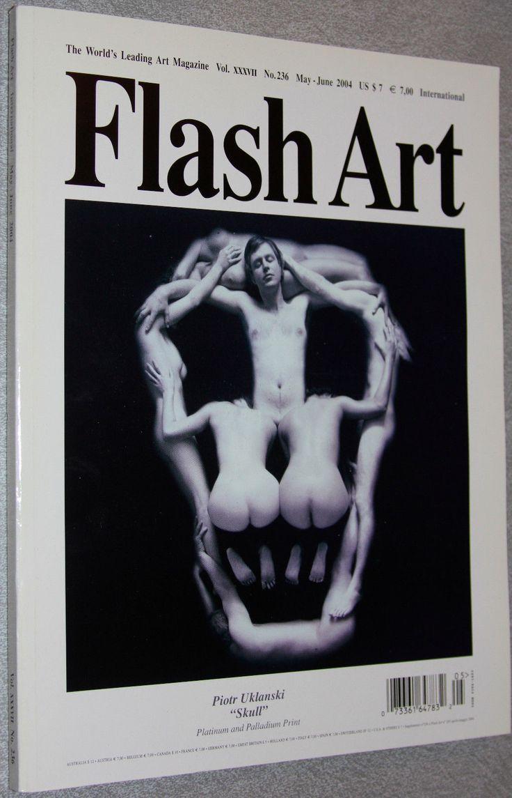 2004 Flash Art Magazine Piotr Uklanski Glenn Brown Dieter Roth Nigel Cooke…