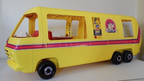 Vintage Barbie Van 42