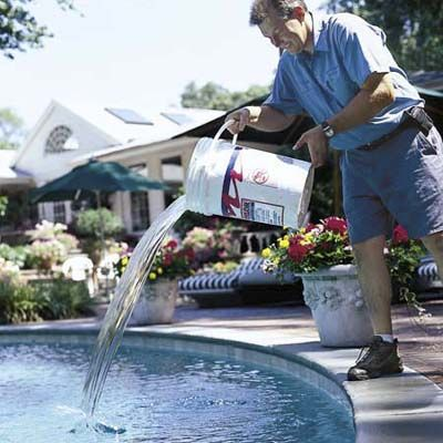 Photo: Craig Raine | thisoldhouse.com | from How to Maintain A Pool