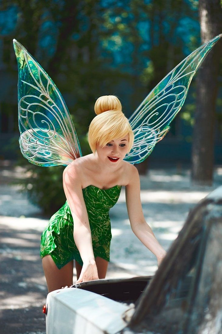 Tinkerbell - I can Fix It! by ~Tink-Ichigo on deviantART