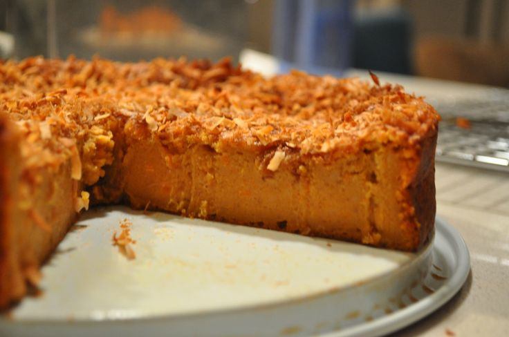 Recipe For Jamiacn Sweet Potato Pudding | Jamaican Food and Drink | P ...
