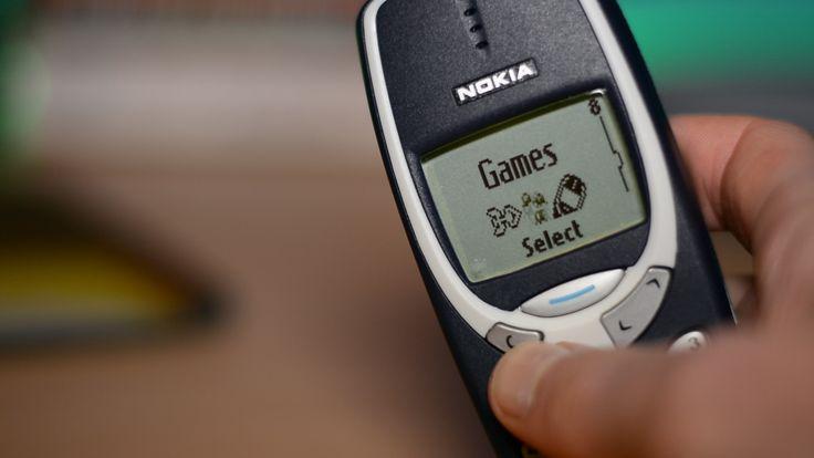 BilgiBizde Yazılar - Nokia 3310 Geri Dönüyor