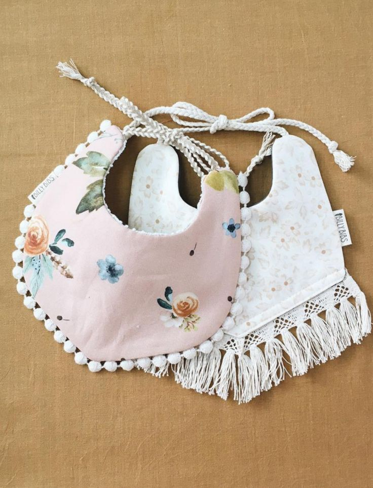 handmade boho baby bibs | billybibs on etsy...