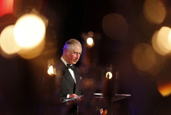 Prince Charles Photos Photos - Prince Charles, Prince of Wales speaks at a reception and dinner for The British Asian Trust charity's supporters at Guildhall on February 2, 2017 in London, England. - The Prince of Wales and Duchess of Cornwall Support the British Asian Trust