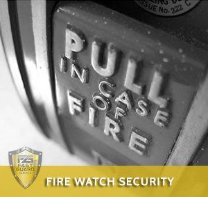 We are the best fire watch company offering on-demand 24 hour security guard fire watch to businesses and campuses nationwide. Low Rates. No Contract.