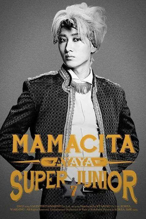 #MAMCITA foto teaser Eunhyuk
