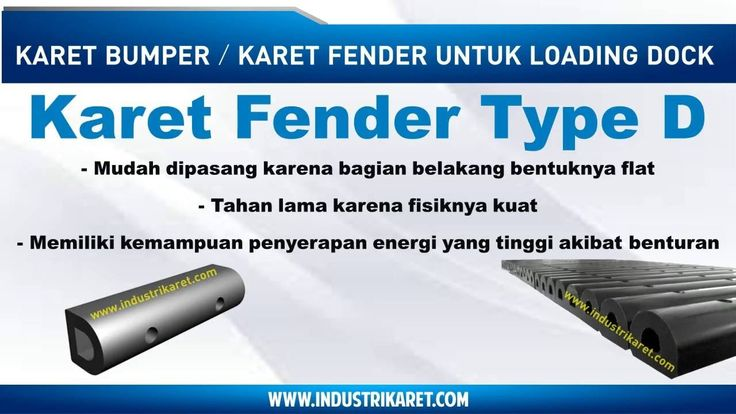 RUBBER FENDER / KARET BUMPER | RUBBER CORNERGUARD / KARET PELINDUNG