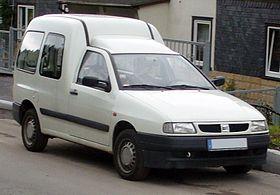 Seat Inca. 1996-2003  Spain