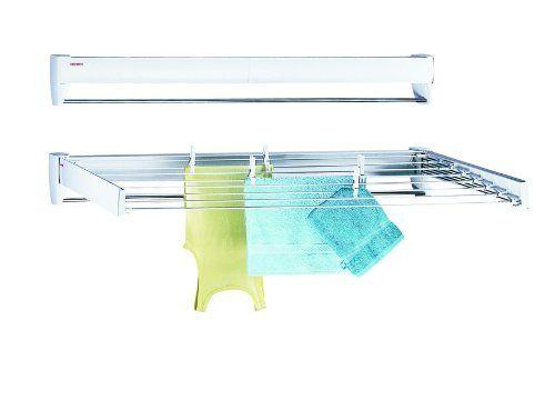 Leifheit 83150 Telegant 100 Mounted Clothes Dryer, 2015 Amazon Top Rated Laundry Storage & Organization #Home