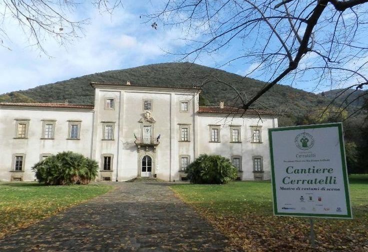 Villa Roncioni, Fondazione Cerratelli (Pisa)