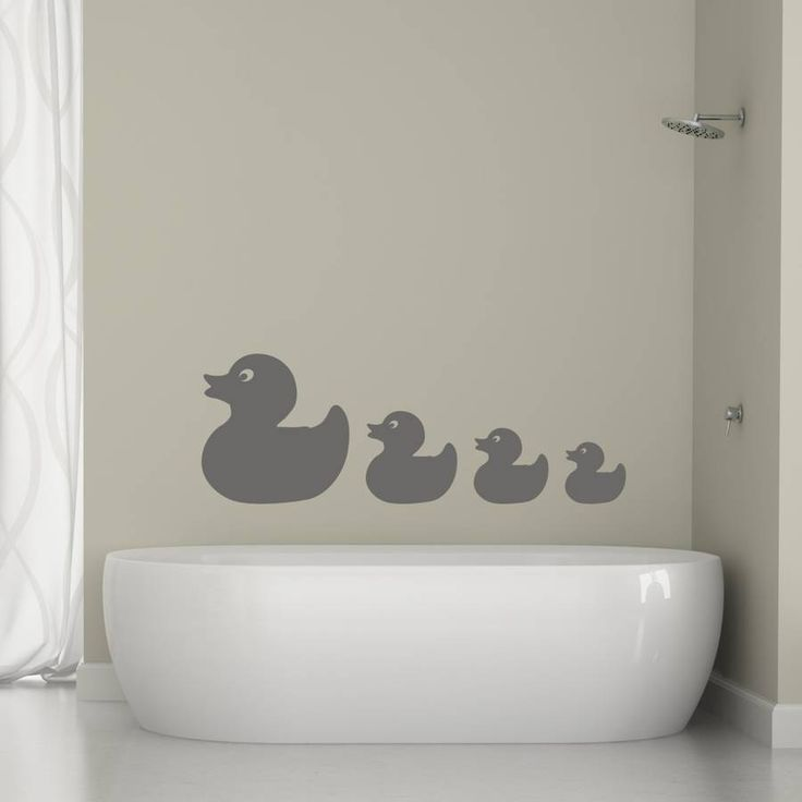 Are you interested in our Bathroom Ducks